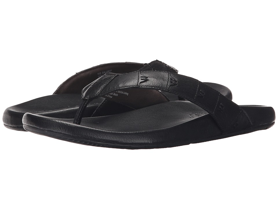 Tommy Bahama - Relaxology Dalaway (Black) Men