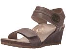Aetrex - Arielle Wedge Sandal (Stone)