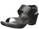 Aetrex - Peyton Wedge Sandal (Black)