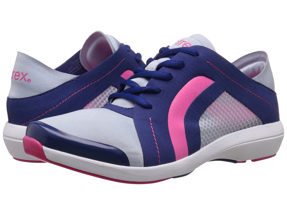 Aetrex Berries Fashion Sneakers (Navy) Women