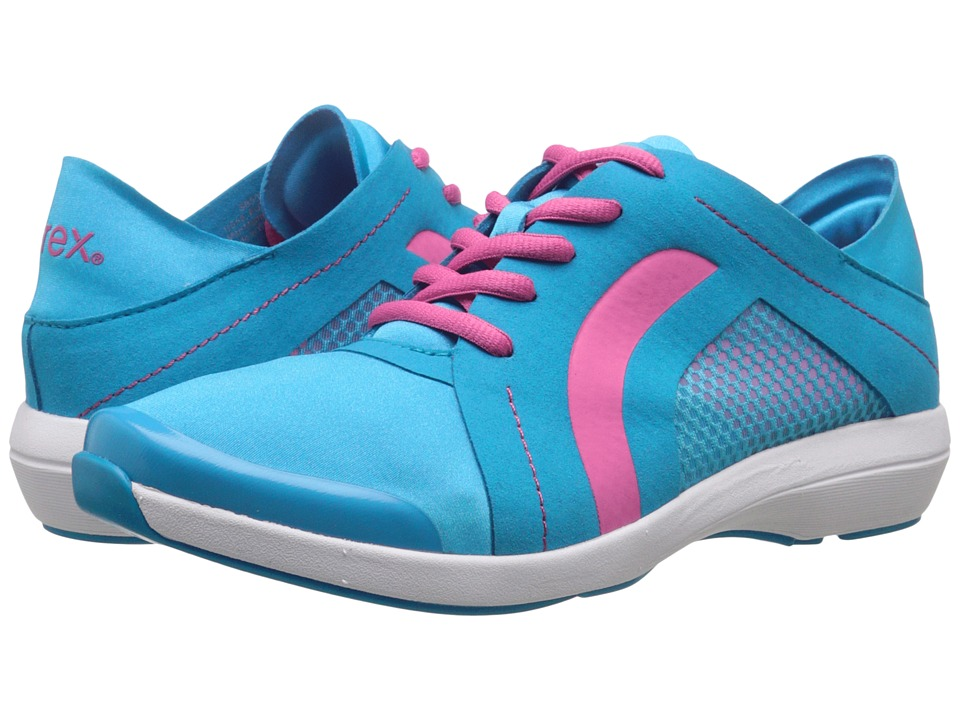 Aetrex Berries Fashion Sneakers (Ocean) Women