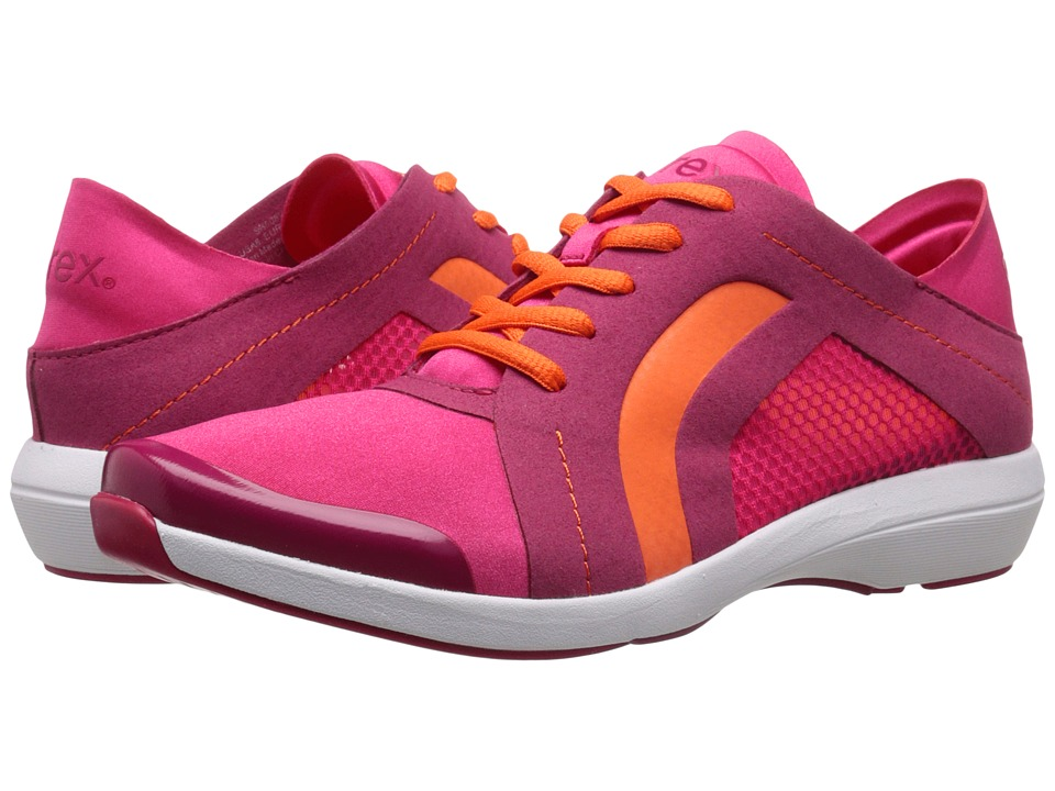 Aetrex Berries Fashion Sneakers (Pomegranate) Women