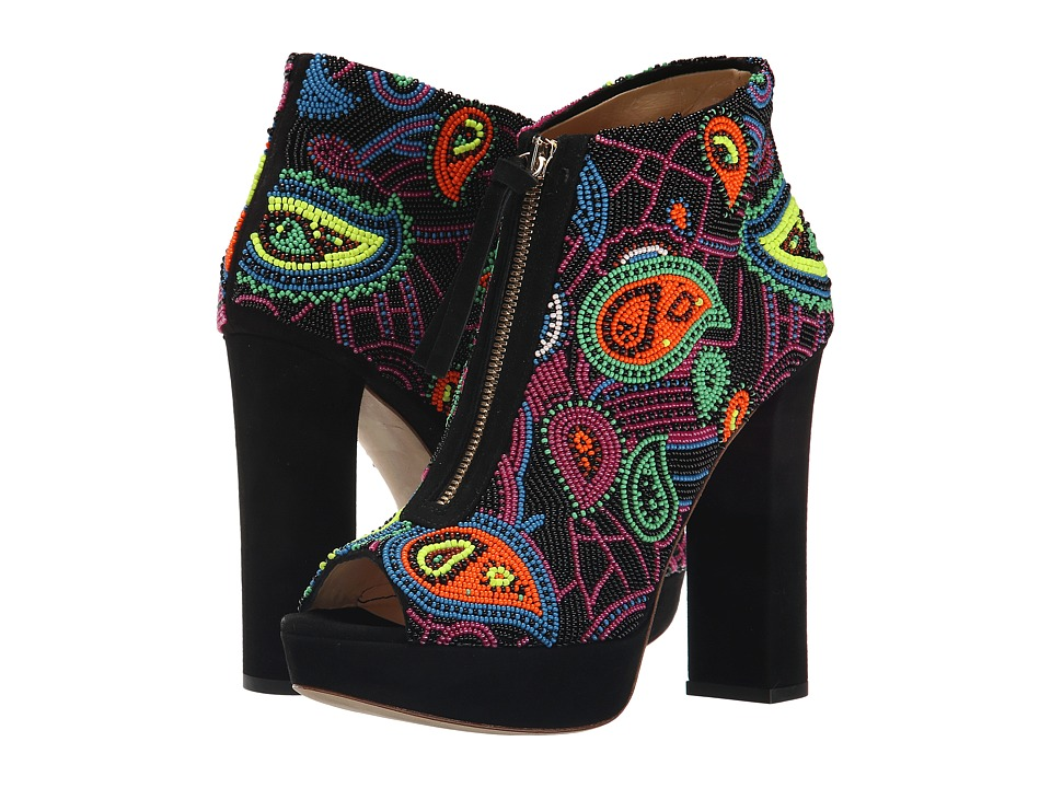 Jerome C. Rousseau Coco Beaded Multi Womens Shoes