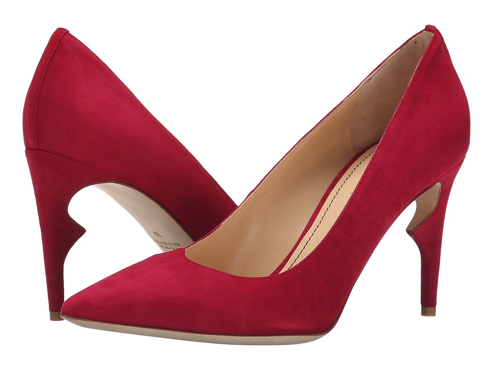 Jerome C. Rousseau Morier Red Womens Shoes