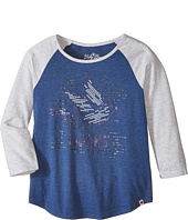 Lucky Brand Kids - Lucky Dove Tee (Big Kids)