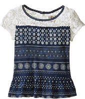 Lucky Brand Kids - Belleview Top (Little Kids)