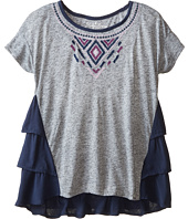 Lucky Brand Kids - Justine Ruffle Top (Big Kids)