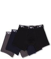 Emporio Armani - 3-Pack Cotton Boxer Brief