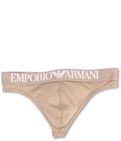 Emporio Armani - Microfiber Thong