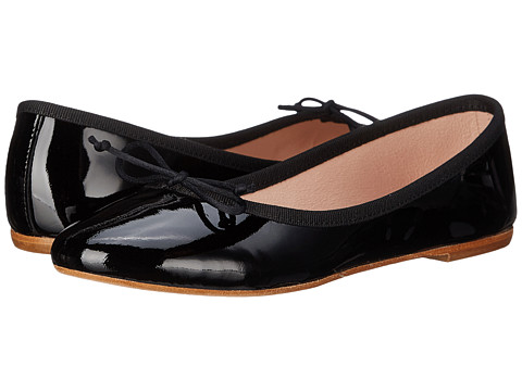 Summit by White Mountain Kendall - Black Patent Leather