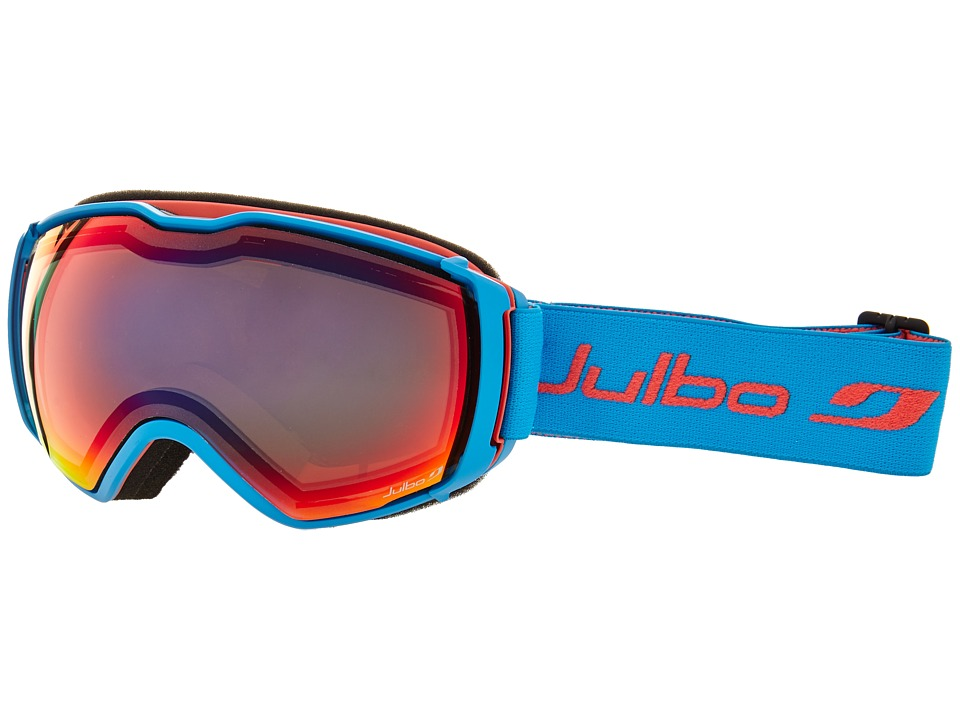 Julbo Eyewear Aerospace Blue/Red Snow Goggles