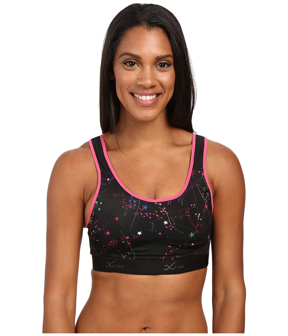 CW X Versatx Running Bra Constellation/Raspberry Womens Bra