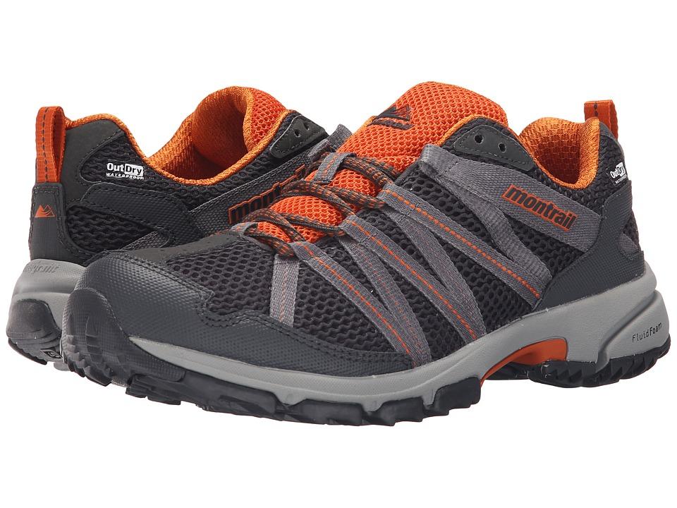 Montrail Mountain Masochist III Outdry Shark/Desert Sun Mens Running Shoes