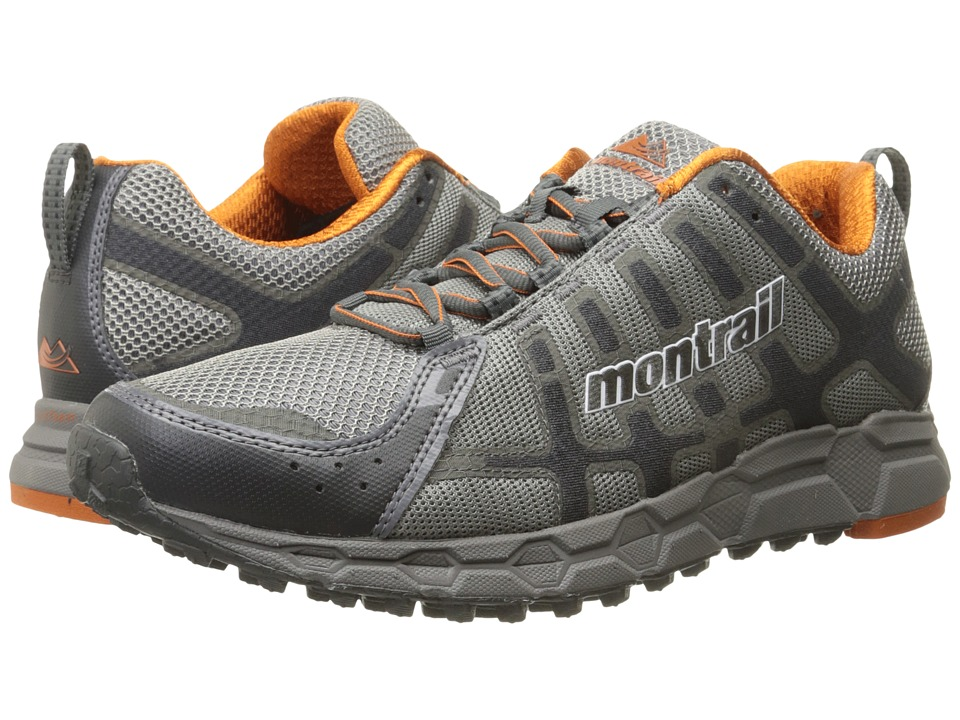 Montrail Bajada II Light Grey/Desert Sun Mens Shoes