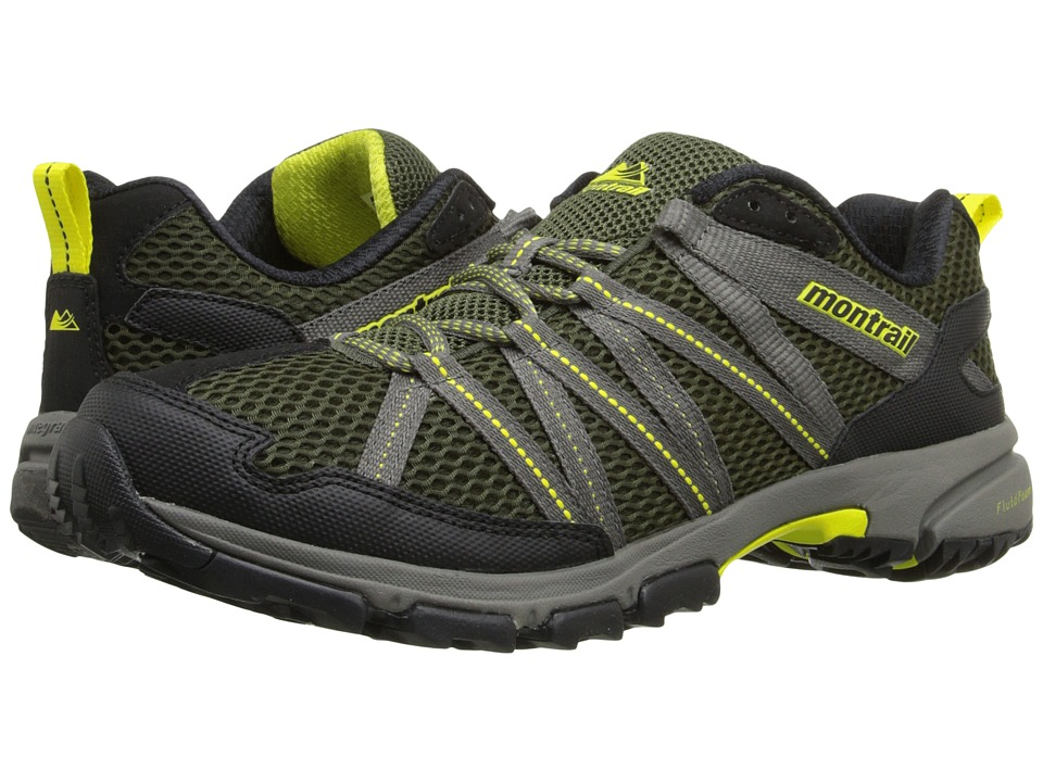 Montrail Mountain Masochist III (Surplus Green/Zour) Men