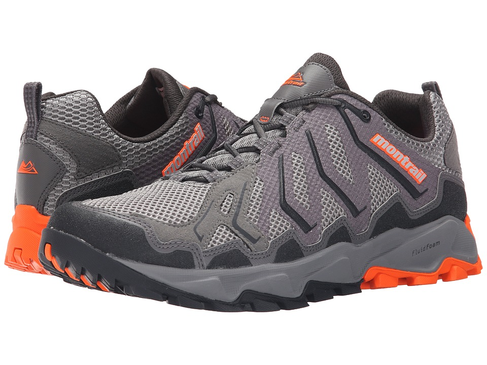 Montrail Trans Alps Light Grey/Cool Grey Mens Shoes