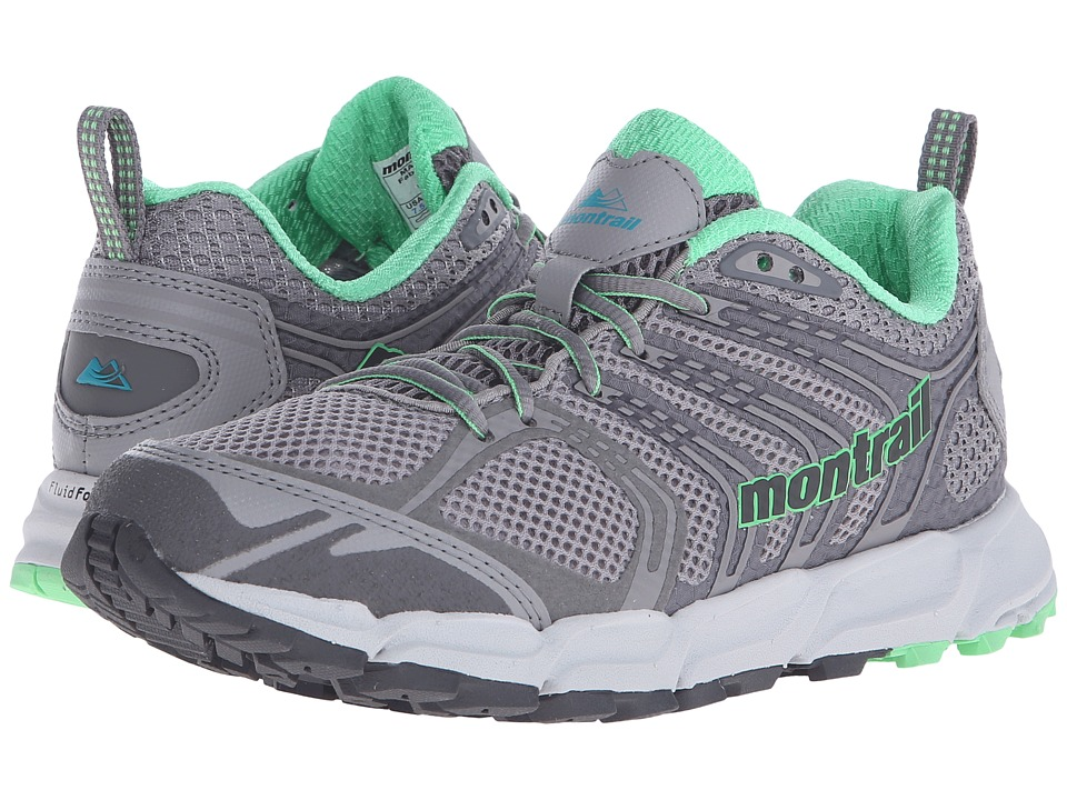 Montrail Caldorado (Light Grey/Tropical Ocean) Women