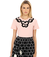 Marc by Marc Jacobs - Embroidered Collar Tee