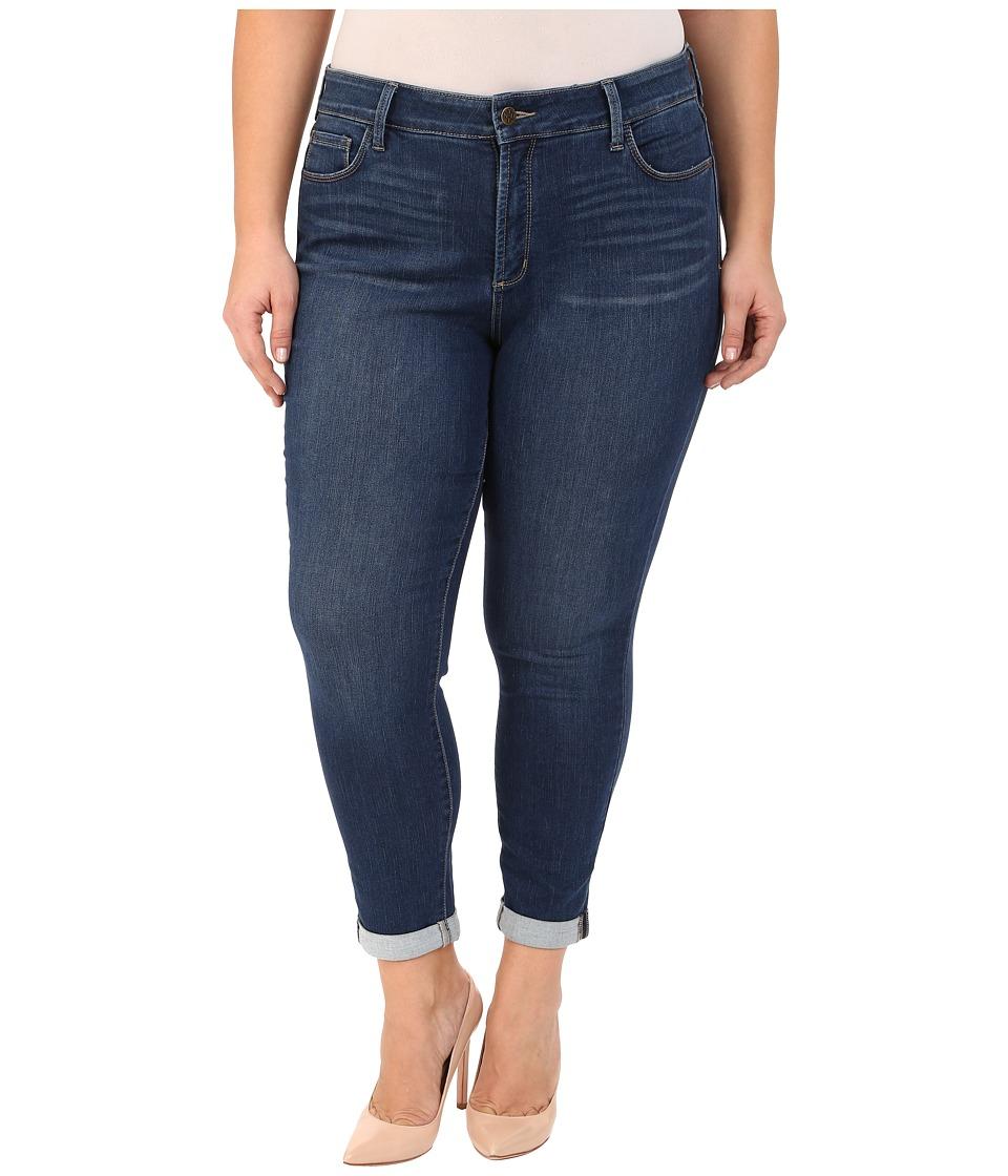 NYDJ Plus Size - Plus Size Anabelle Skinny Boyfriend in Echo Valley (Echo Valley) Women's Jeans
