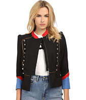 Marc by Marc Jacobs - Gabardine Victorian Jacket