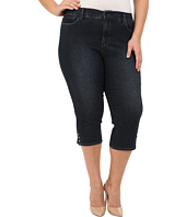 NYDJ Plus Size - Plus Size Ariel Crop in Burbank