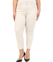 NYDJ Plus Size - Plus Size Ira Slim Ankle in Clay