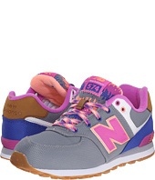 New Balance Kids - KL574 (Big Kid)