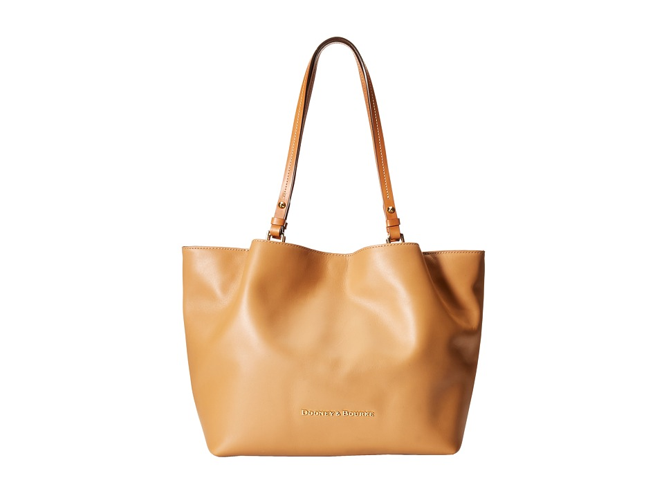 Dooney & Bourke - City Flynn (Desert/Natural Trim) Tote Handbags