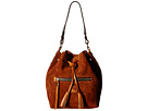Dooney & Bourke Newbury Suede Logan