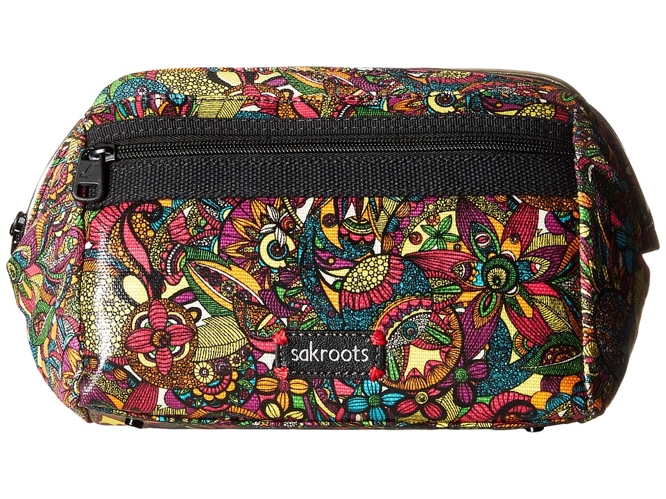 Sakroots - Artist Circle Carryall Cosmetic (Rainbow Spirit Desert) Cosmetic Case