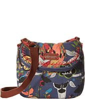 Sakroots - Artist Circle Mini Fold-Over Crossbody
