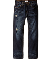 Hudson Kids - Parker Straight Leg Jeans in Ripped Ripedo (Big Kids)