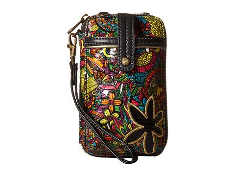 Sakroots Artist Circle Smartphone Wristlet - Rainbow Spirit Desert