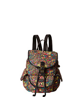 Sakroots - Artist Circle Small Flap Backpack