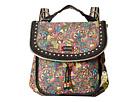 Sakroots Artist Circle Convertible Backpack (Rainbow Spirit Desert)
