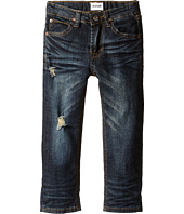 Hudson Kids - Parker Straight Leg Jeans in Ripped Ripedo (Toddler/Little Kids/Big Kids)