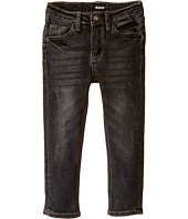 Hudson Kids - Jagger Skinny Jeans in Titanium Wash (Toddler/Little Kids/Big Kids)