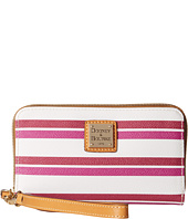 Dooney & Bourke - Stonington Zip Around Phone Wristlet