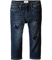 Hudson Kids - Dolly Skinny Jeans in Cracked Ice (Toddler/Little Kids)