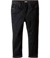 Hudson Kids - Repitition Skinny Jeans in Black/Daiquiri (Toddler/Little Kids)