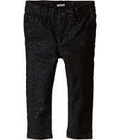 Hudson Kids - Repitition Skinny Jeans in Black/Daiquiri (Infant)