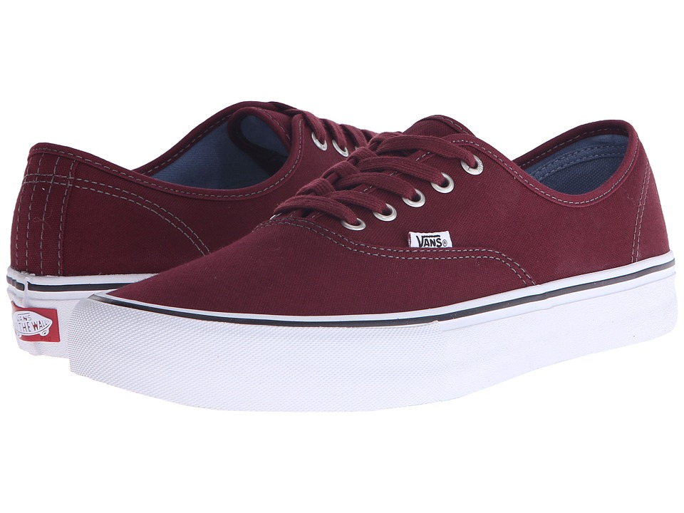 Vans Authentic Pro Canvas Port Mens Skate Shoes