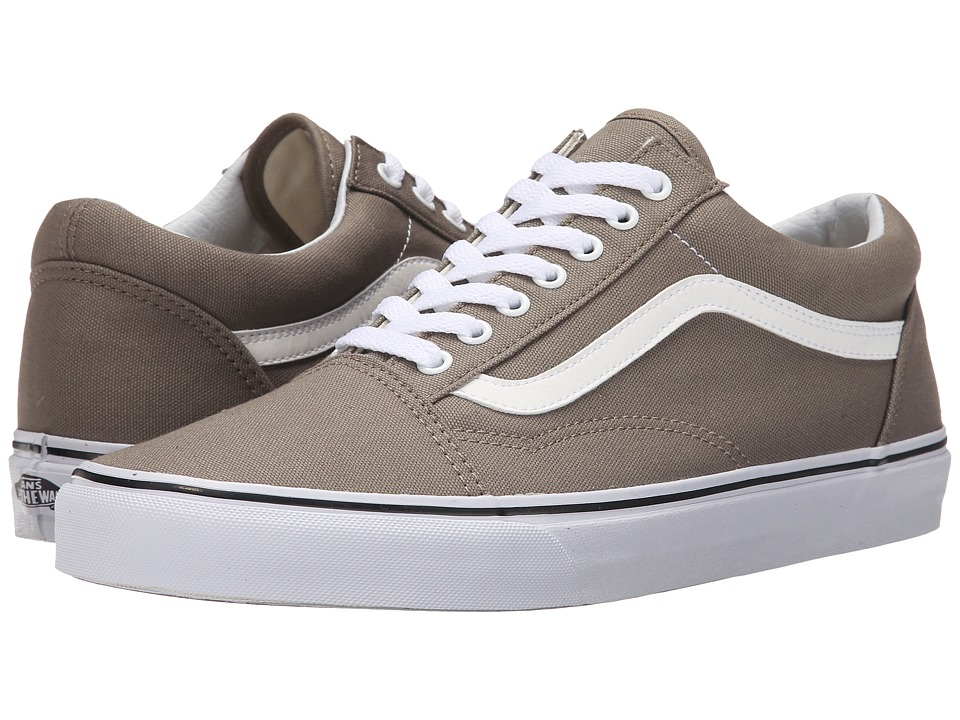 Vans Old Skool Canvas Brindle Skate Shoes