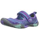 Image of Jambu Kids - Sora (Toddler/Little Kid/Big Kid) (Purple/Aqua) Girls Shoes
