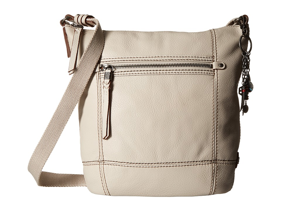 The Sak - Sequoia Crossbody (Stone) Cross Body Handbags