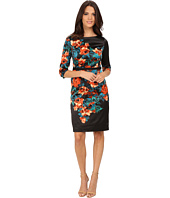 Adrianna Papell - Printed Sheath Dress