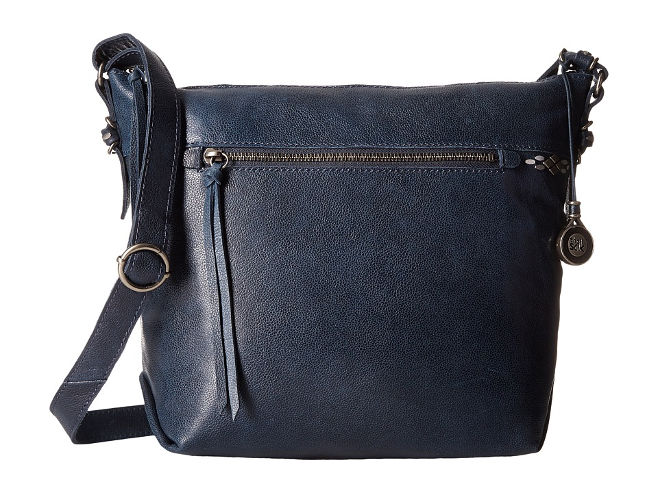 The Sak - Sierra Small Bucket (Ink) Satchel Handbags