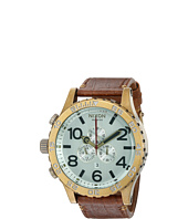 Nixon - The 51-30 Chrono Leather