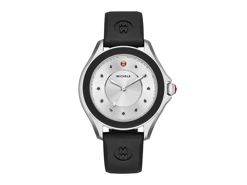 Michele - Cape Black Spinel Dial (Stainless Steel) Watches