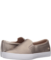 Lacoste - Gazon Slip-On